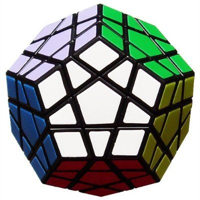 12 side/colors Rubik's Cube (Dodecahedron)
