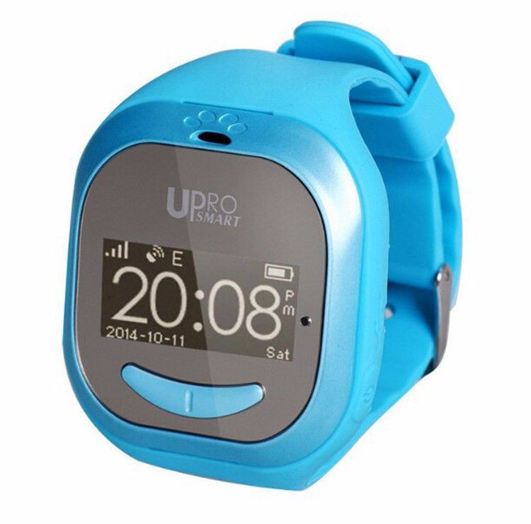 UPro P5 Location Bluetooth / LBS / GPS Tracker and Remote Monitor with GSM/GPRS and Phone / SOS Alarm function Smartwatch for Kids