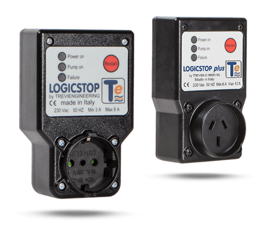Logicstop Plus Pump Motor Protection Control