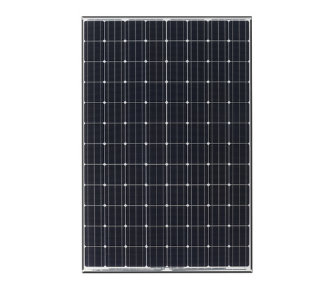 Panasonic HIT N325 solar panel (325 W / 19.4 %)