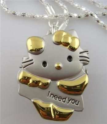 Hello Kitty Necklace Watch (I need you)