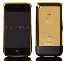 Apple iPhone Limited Gold Edition