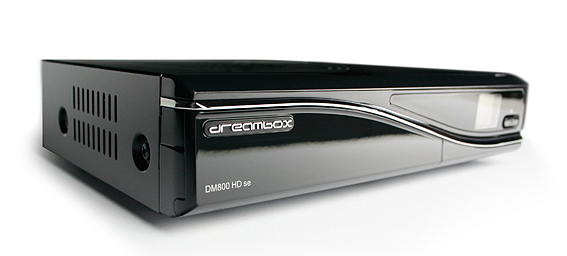 Dreambox DM800 HD se PVR Digital Satellite Receiver Box