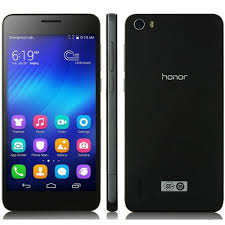 "Huawei Honor 6 (Android 4.4, Hisilicon Kirin 920 Octa-core CPU, 3 GB RAM, 32 GB ROM, 4G FDD-LTE, Dual Active SIM, 5"" FHD IPS Screen, NFC, 13MP Camera, 3100 mAh Battery) Smartphone"