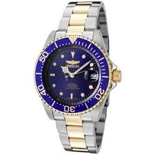 Invicta 8928OB Mens Watch (Pro Diver Collection, Two-Tone, Automatic)