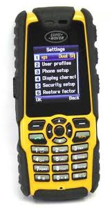 Water Proof / Shock Proof / Dust Proof Dual SIM Tour Mobile