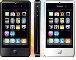 N2 iPhone Clone (Dual SIM, Quadband, 3.5'' Touchscreen, Bluetooth, TV, MP3 / MP4 player, WIFI)