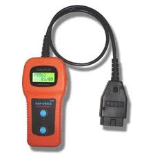 U480 Universal LCD Car Diagnostic Tool OBD2 Scanner Error Code Reader (CAN - BUS, ISO, PWM, VPWM, KWP2000)
