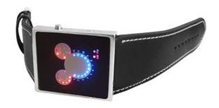 Mickey Mouse 29 LED Unisex Watch