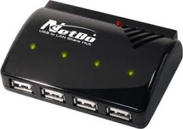 Welland NH-204 USB server 4 port